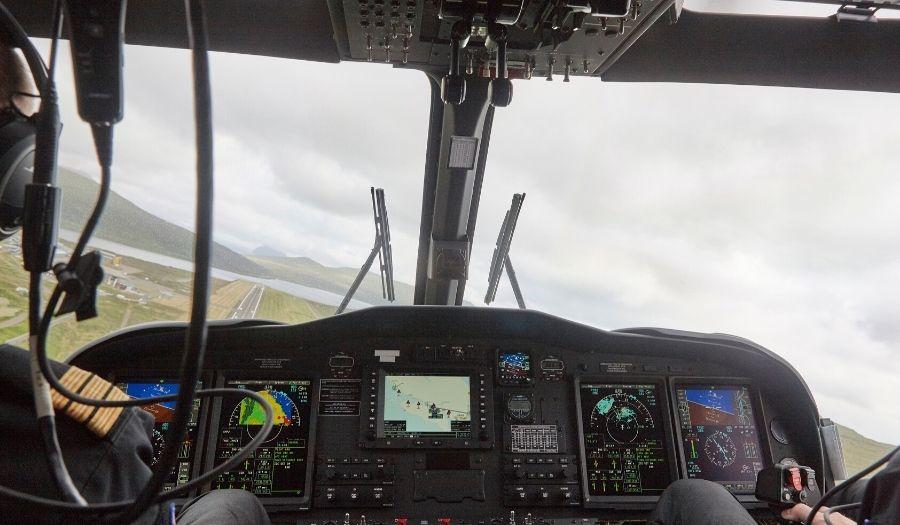 Faroe Islands Helicopter cost