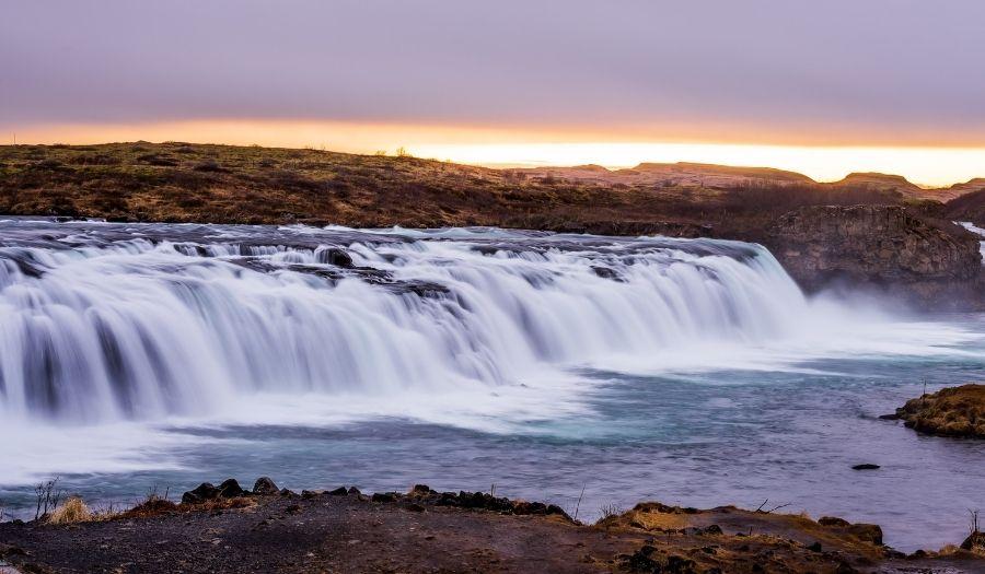 Faxafoss - Iceland Golden Circle