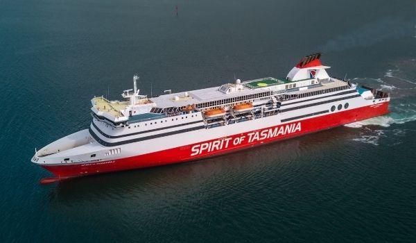 Ferry - Spirit of Tasmania
