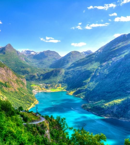 Geiranger - Norway Roadtrip