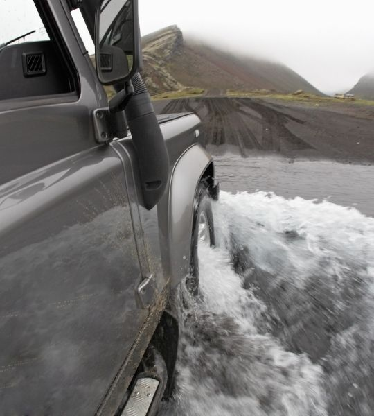 Golden Circle Driving - Iceland