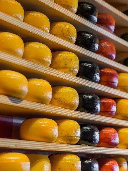 Gouda Cheese Market Kinderdijk