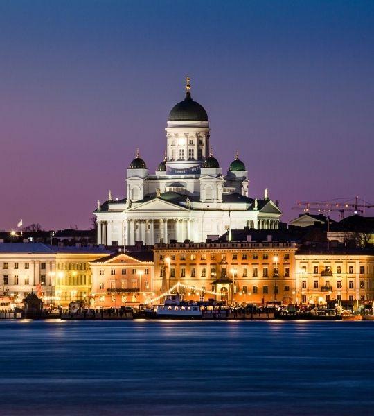 Helsinki - Road Trip Finland