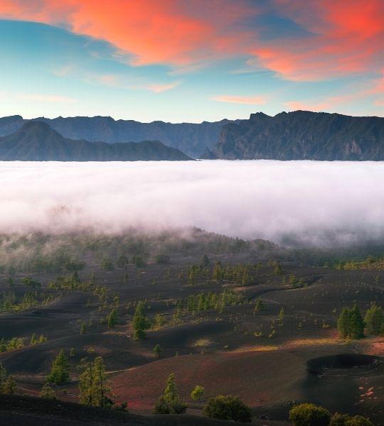 Hiking Caldera de Taburiente National Park - La Palma