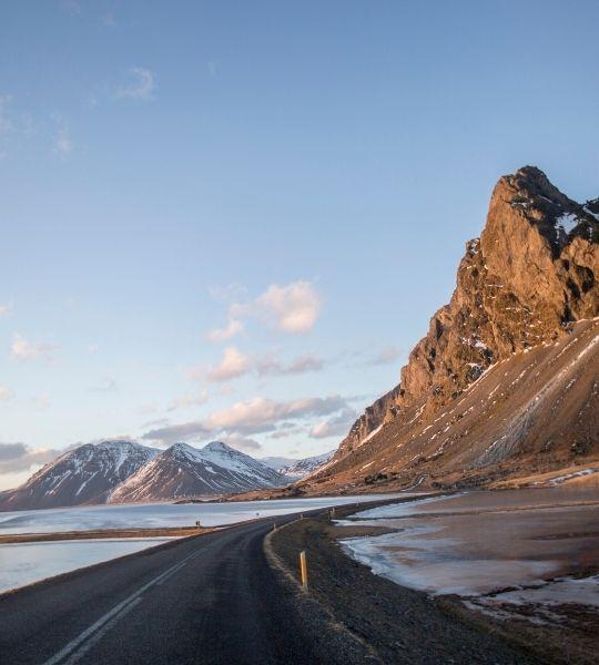 Iceland Road Golden Circle