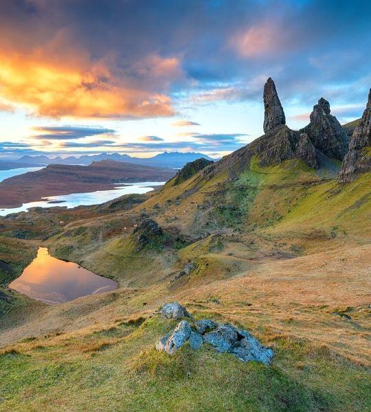 Isle of Skye - Roadtrip UK