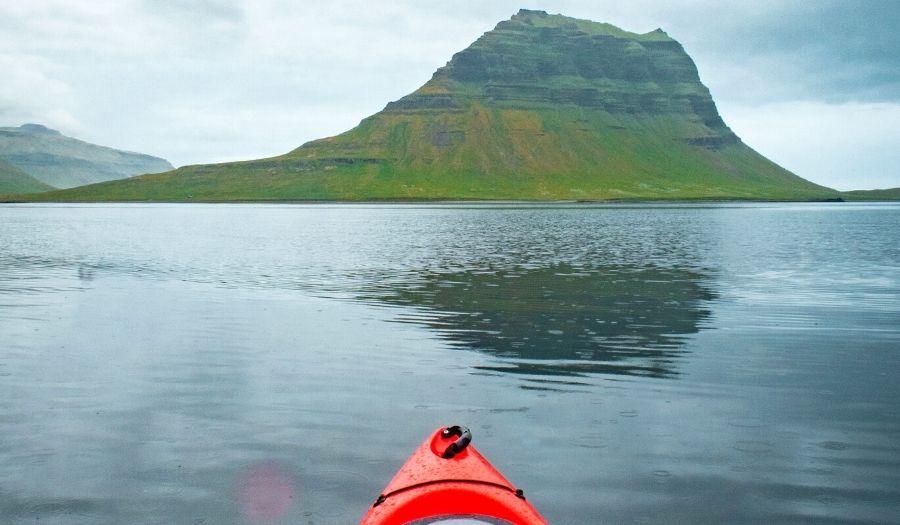 Kayak Faroe Islands