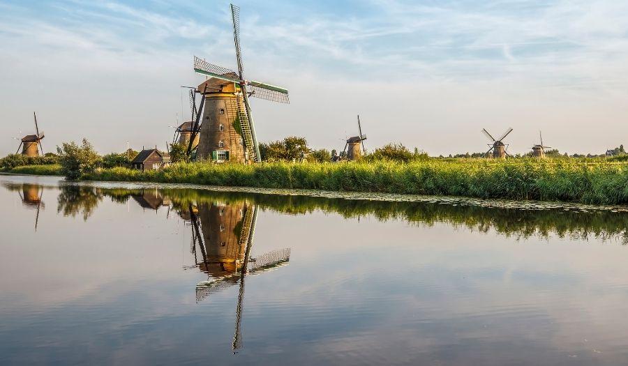 Kinderdijk - Cycle Tours Netherlands