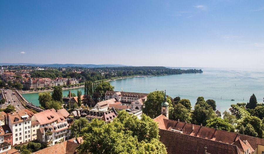 Lake Constance Switzerland Bike Tours
