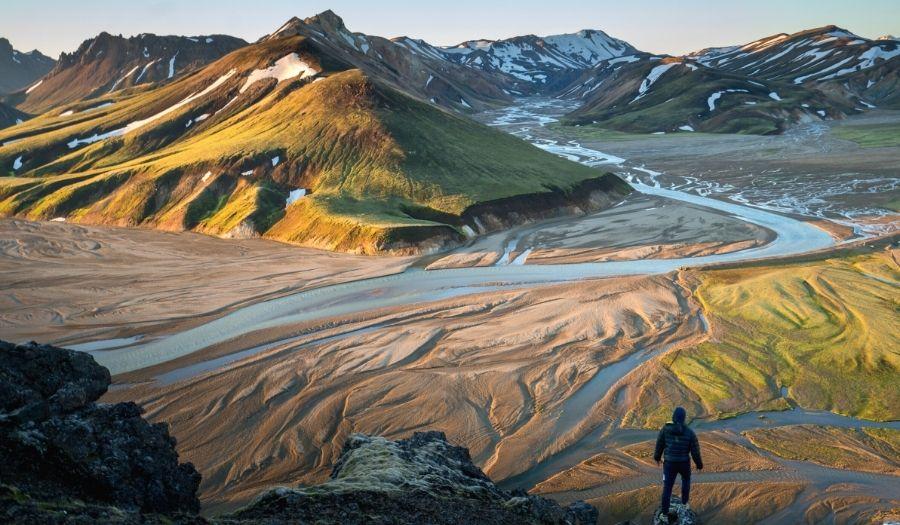 Landscapes Iceland Best Time