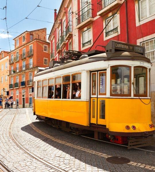 Lisbon - Portugal Roadtrip