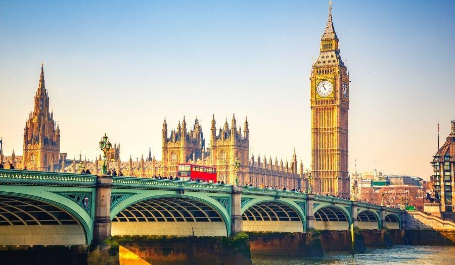 London Valentines Destinations