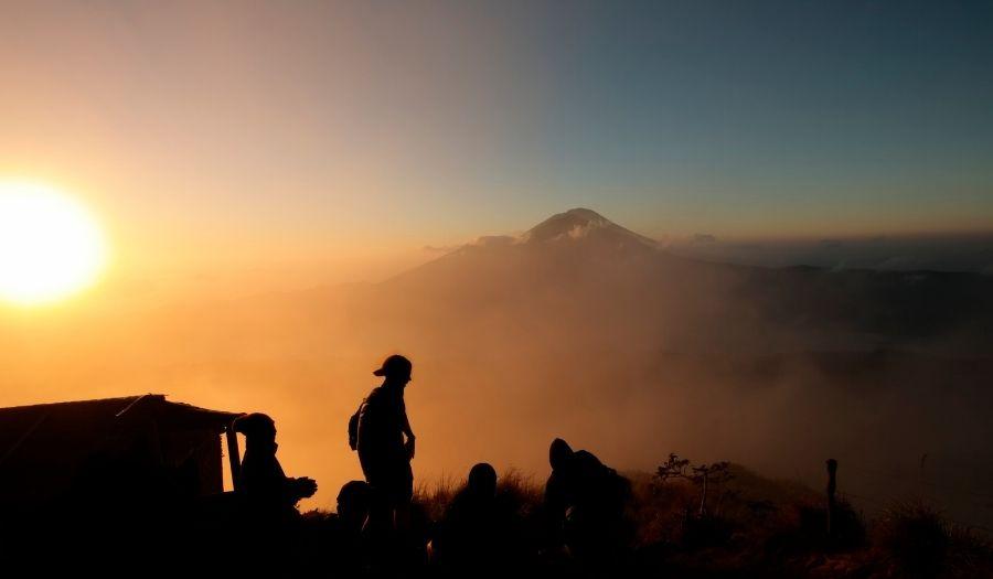 Mt Batur Camp Adventure