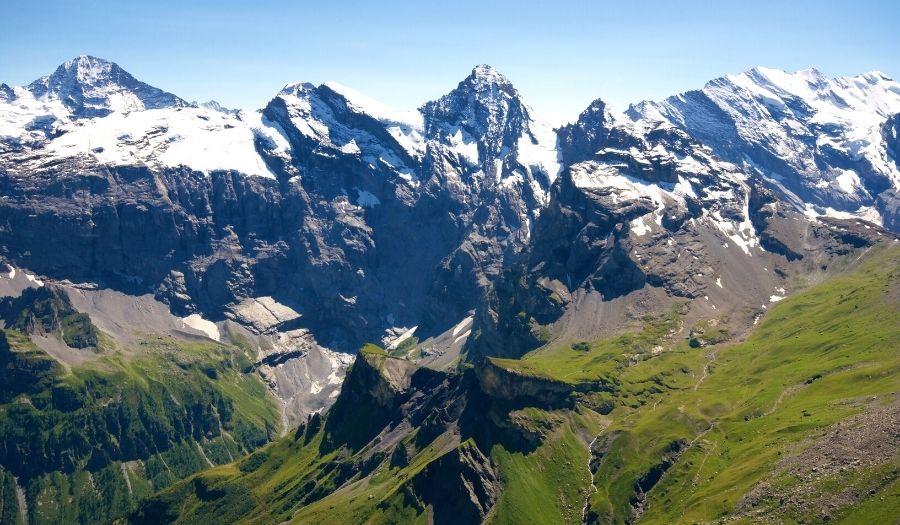 Mürren to Schilthorn Hike Switzerland
