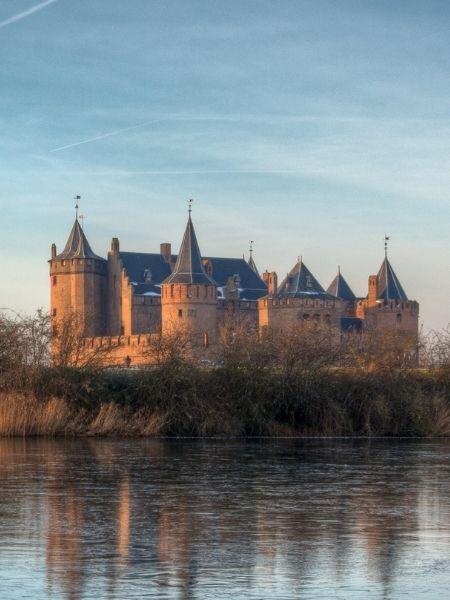 Muiderslot - Netherlands Road Trip