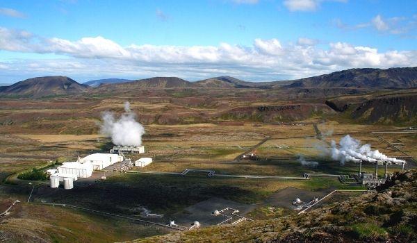 Nesjavellir power plant - Iceland