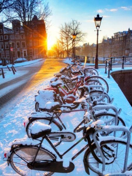 Netherlands During Winter