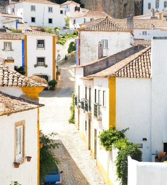 Óbidos - Portugal RoadTrip