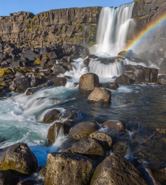 Oxararfoss - Iceland Golden Circle