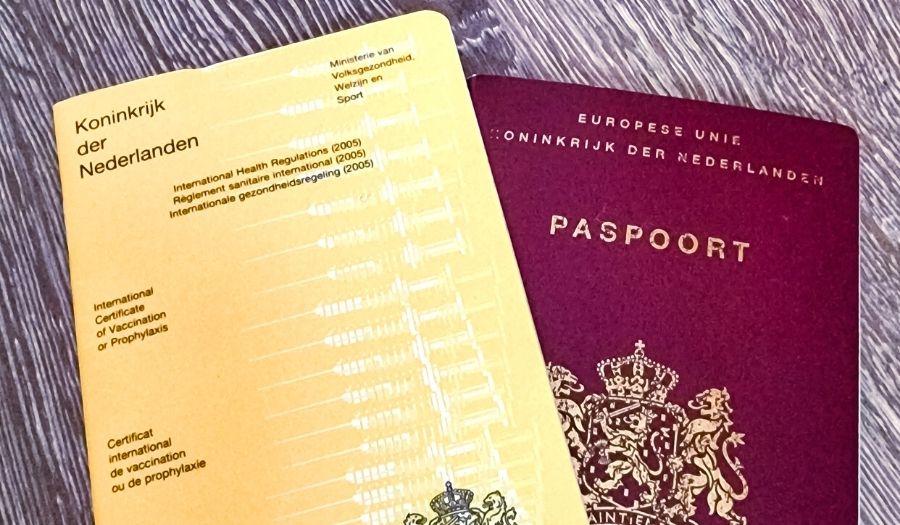 Passport big trip
