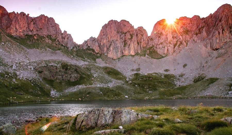 Pyrenees Spain Mountains