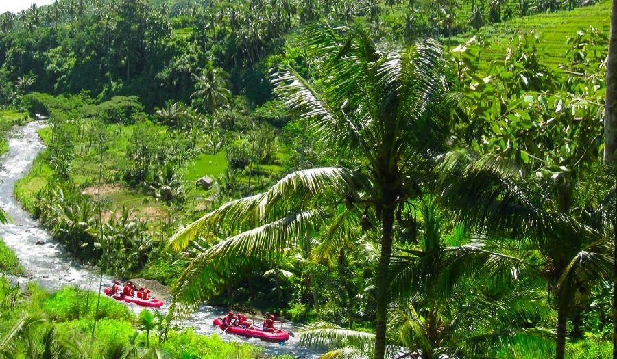 Rafting Bali Adventures
