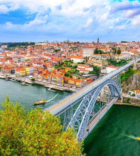 Roadtrip Spain Portugal - Porto
