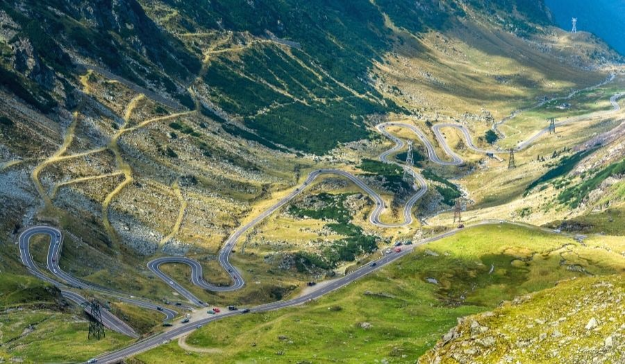 Romania Road - Europe Trip