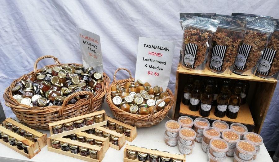 Salamanca Market -Tasmania