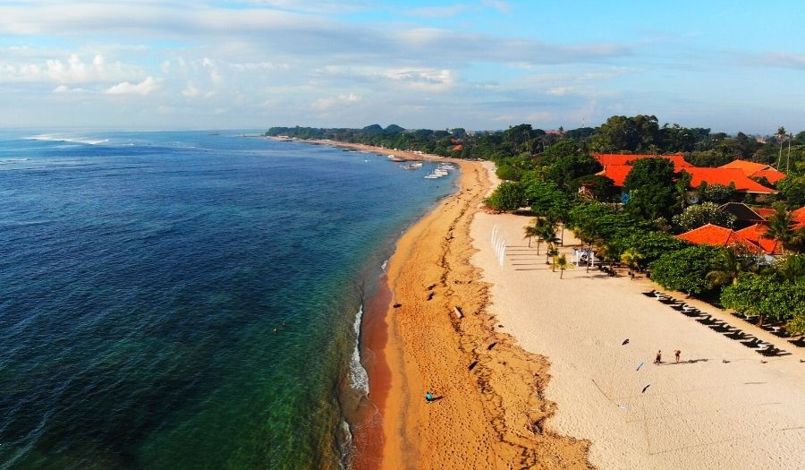 Sanur Bali Places to Stay