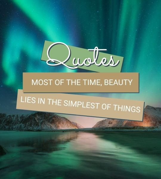 Simple Travel Quotes