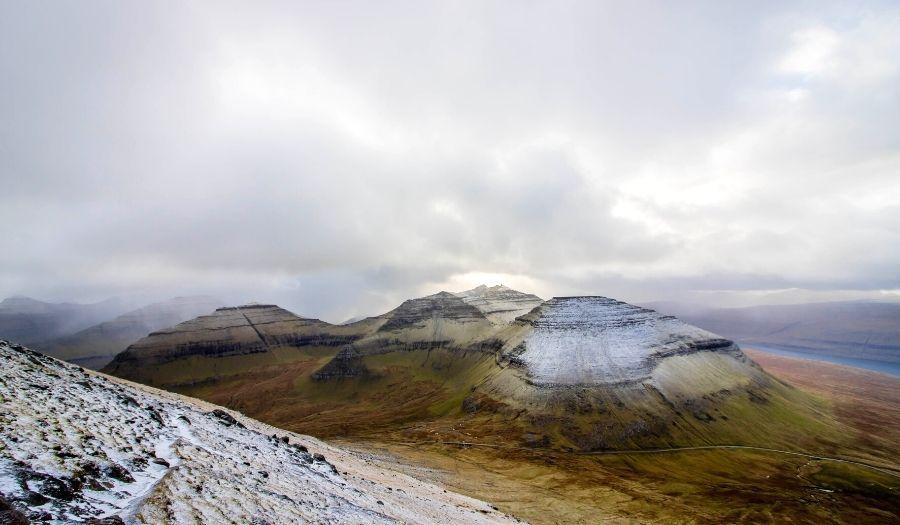 Slættaratindur - Hiking Faroe Island