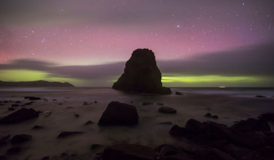 Southern Lights - Tasmania