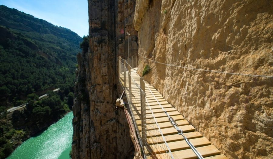 Spain Hike - Caminito Del Rey