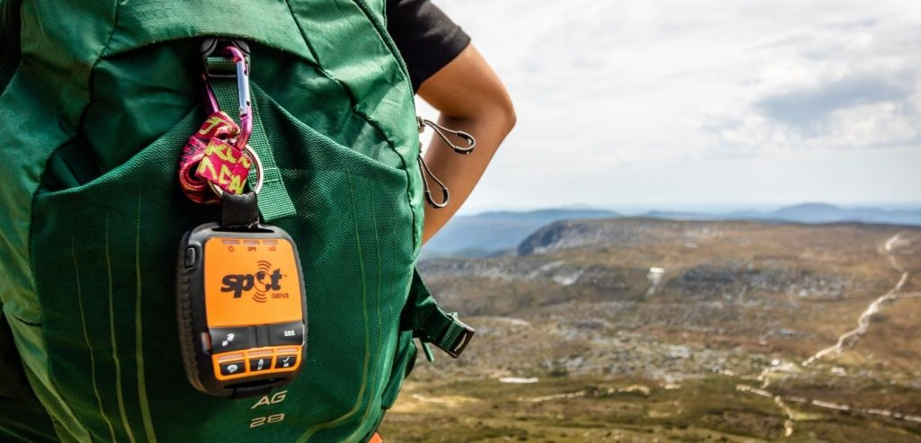 Spot GPS Locator