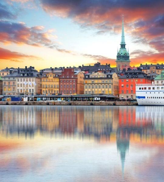 Stockholm - Road Trip Finland