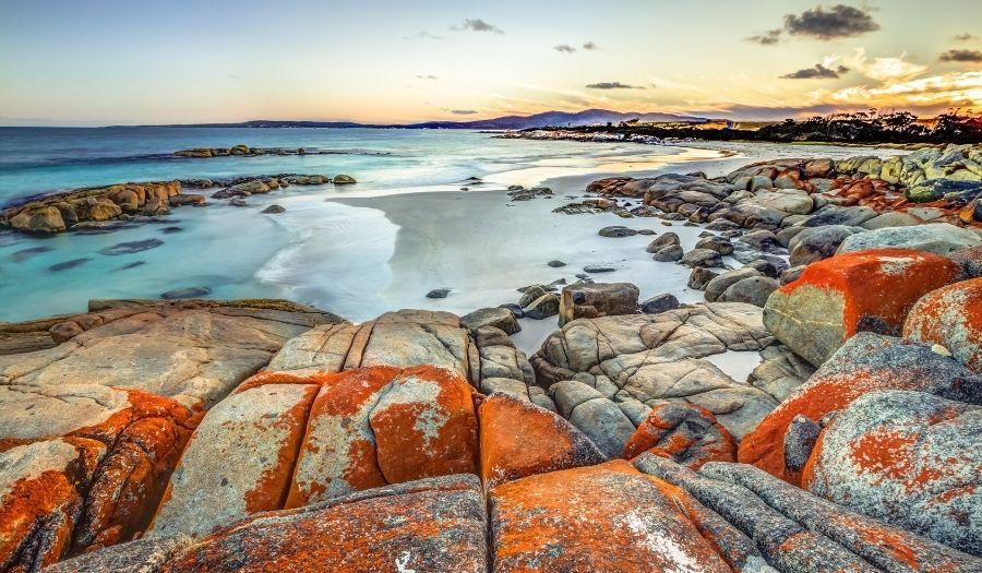 Tasmania - Bay of Fire