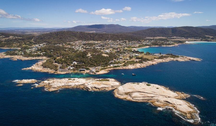 Tasmania - Bicheno