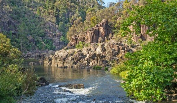 Tasmania - Cataract Gorge