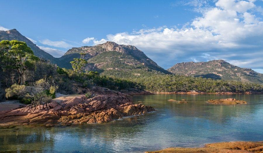Tasmania - Honeymoon Bay