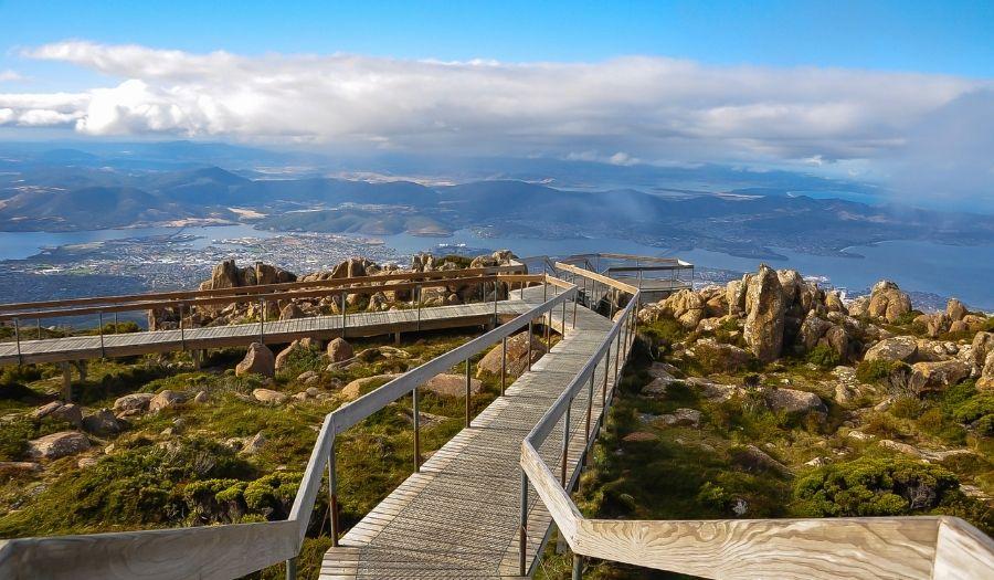 Tasmania - Mount Wellington