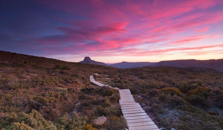 Tasmania - Overland Track