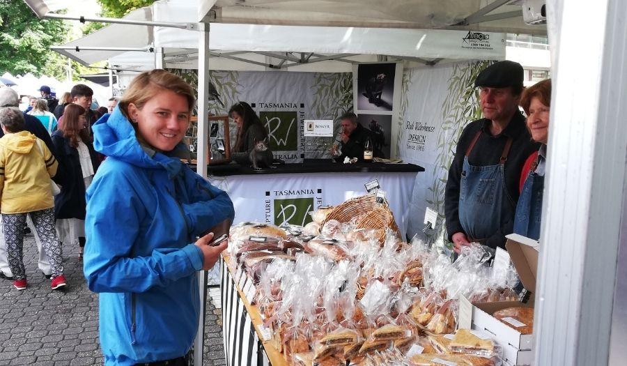 Tasmania - Salamance Market