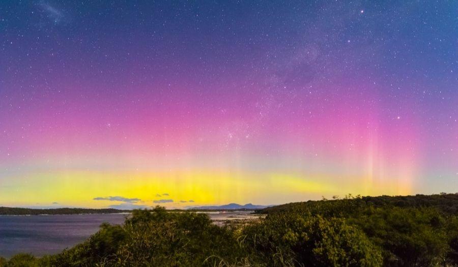 Tasmania - Southern Lights