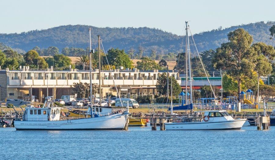 Tasmania - St Helens