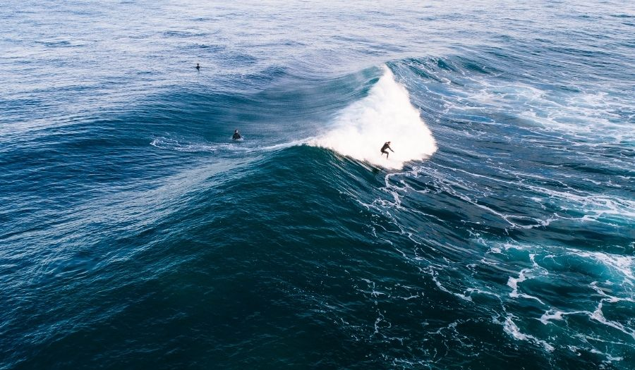 Tasmania - Surfing