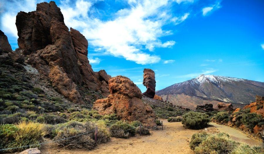 Teide Tenerife Hiking