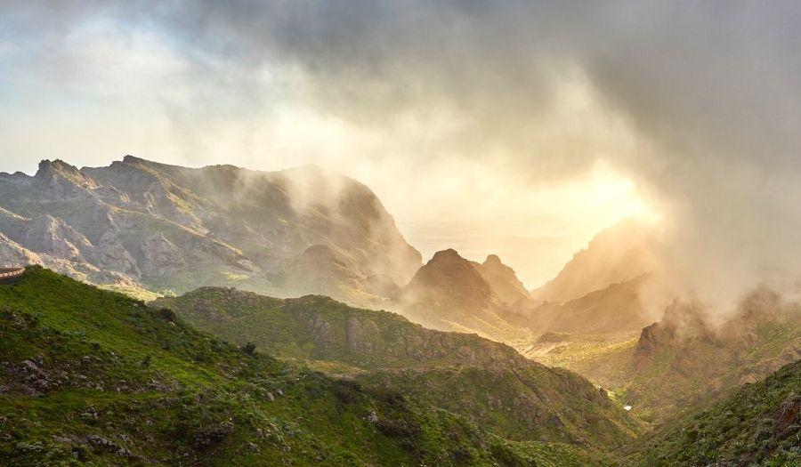 Teno Mountains - Hiking