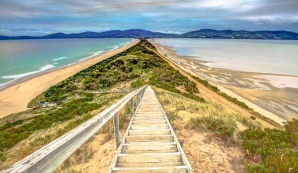 The Neck - Tasmania