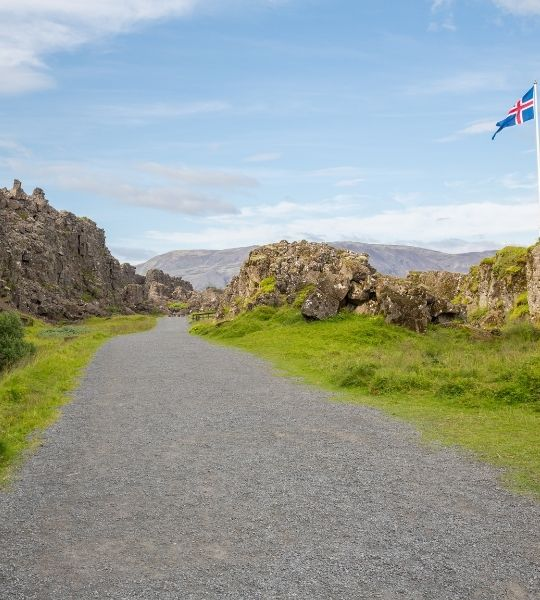 Thingvellir - Golden Circle Iceland